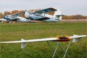 «Ростелеком» презентовал беспилотники для цифровизации брянского сельского хозяйства