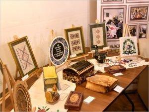 В Москве  открылась выставка «Русские народные промыслы  Брянского и Смоленского края»