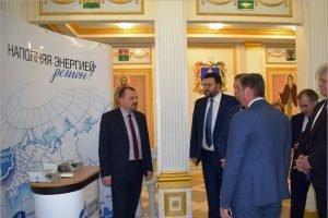 На Дне ЖКХ в Брянске презентованы «умные счётчики»