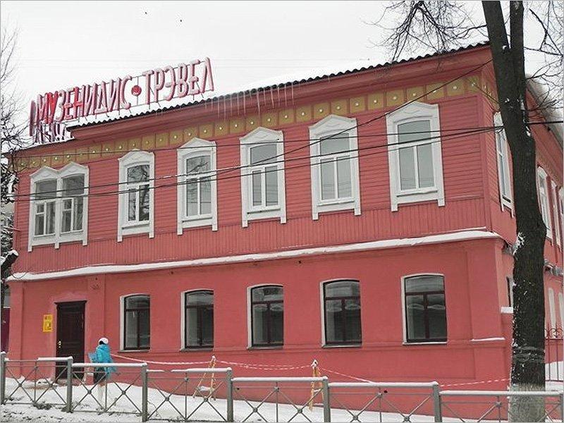 Сгоревший исторический дом: Игнат Фокин, «Брянский рабочий», литературный музей
