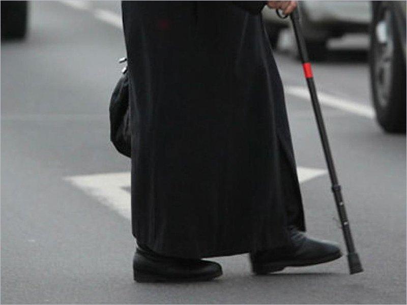 В Брянске водитель сбил престарелую нарушительницу