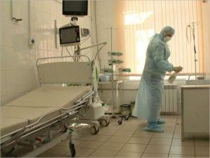 Брянская область: зарегистрирована ещё одна смерть от COVID-19