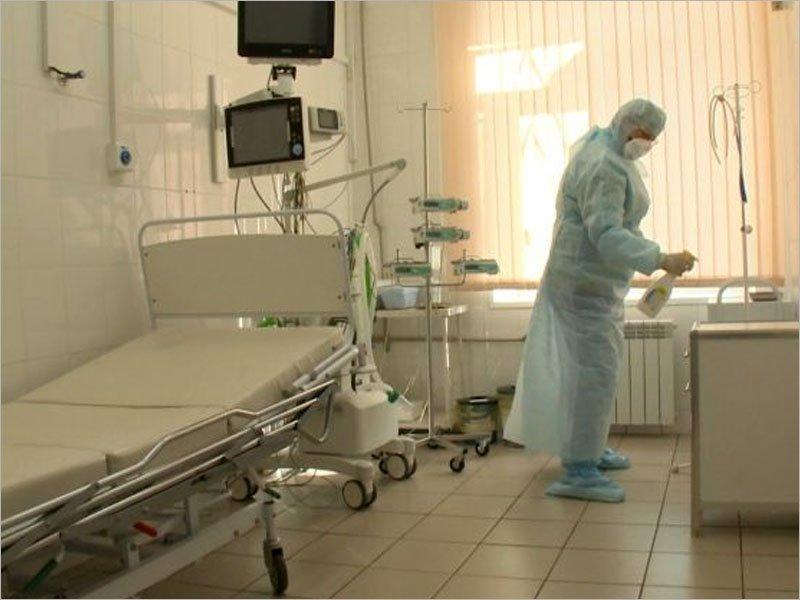 В Брянской области количество заболевших COVID-19 почти достигло 500 человек, потери бюджета — 2 млрд. рублей