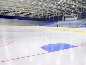 В Брянске официально закрыты оба ледовых дворца