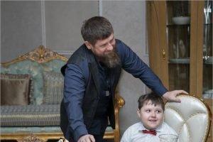 Онкобольной мальчик из Брянска побывал в Грозном в гостях у Рамзана Кадырова