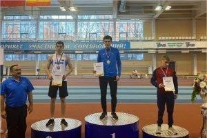 Брянский паралегкоатлет победил на зимнем Кубке России