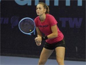 Влада Коваль дошла до полуфинала турнира-«двадцатипятитысячника» ITF