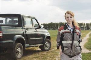 Руководитель брянской фермы «Мираторга» Надежда Майер попала в Forbes