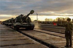 В Почепе завершено комплектование  артиллерийского полка