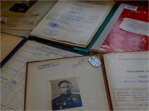Брянский облвоенкомат завершил оцифровку архива документов участников Великой Отечественной войны