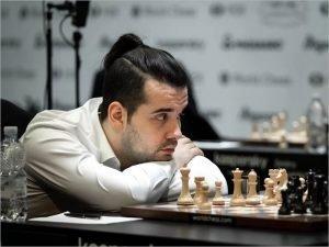 Турнир претендентов на звание чемпиона мира по шахматам остановлен