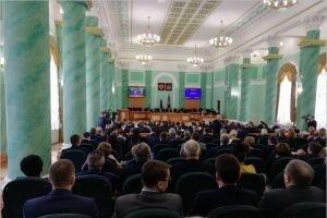 Все российские регионы поддержали закон о поправках в Конституцию. При определённом количестве воздержавшихся