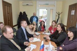 Брянская «ОПОРА РОССИИ» участвует во Всероссийском проекте «Забота о ветеранах»