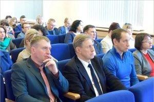 Представители брянской «ОПОРЫ РОССИИ» приняли участие в публичных обсуждениях квартальных результатов практики налоговых органов