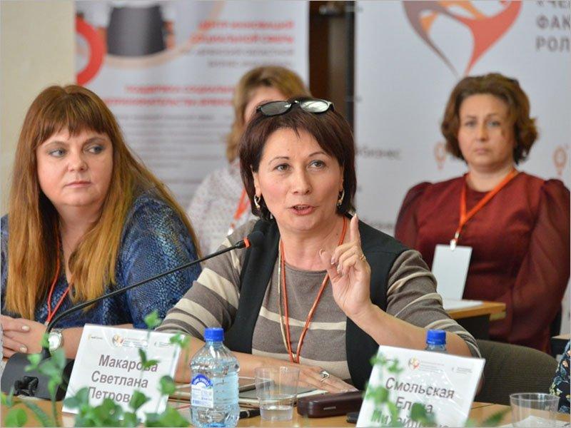 «Человеческий потенциал — фактор развития предпринимательства»: брянская «ОПОРА РОССИИ» приняла участие в региональном бизнес-форуме
