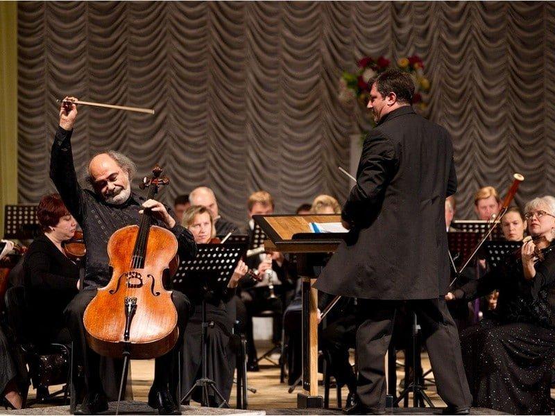 Брянский симфонический оркестр из-за коронавируса ушёл в добровольную самоизоляцию