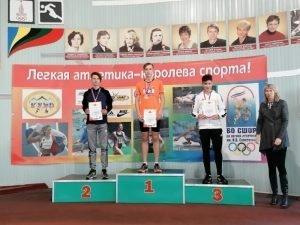 В Брянске прошло юношеское первенство области по многоборьям