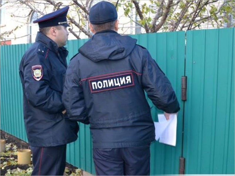 За соблюдением режима самоизоляции брянских путешественников следит полиция