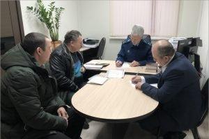 Прокуратура проводит Всероссийский день приёма предпринимателей