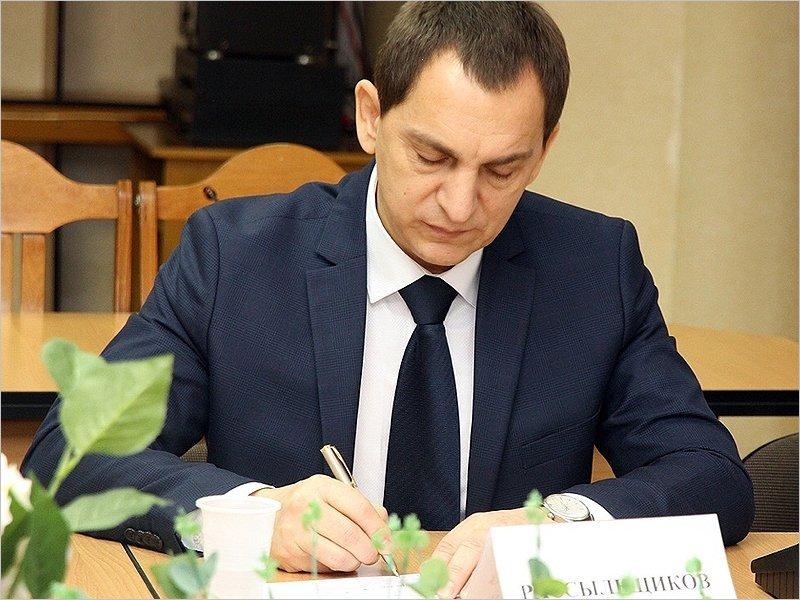Брянская областная федерация самбо подписала соглашение с облспортуправлением