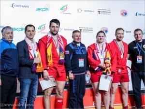Семеро брянских самбистов включены в состав сборной страны — Рассыльщиков