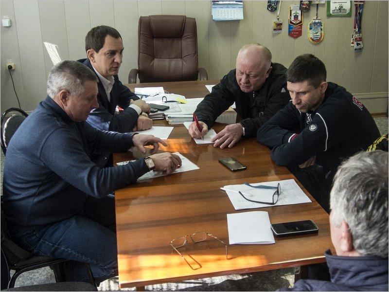 В Брянске будет организован клуб Лиги боевого самбо