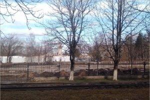 В Брянске подрядчик-«штрафник» начал капремонт бульвара Щорса