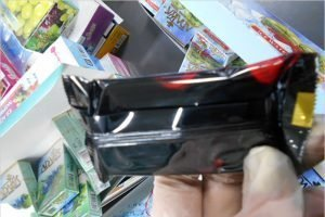 Брянские таможенники изъяли у дальнобойщика 8,5 кг контрабандного табака