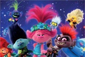 Мультфильм «Тролли. Мировой тур» возглавил российский прокат перед массовым закрытием кинотеатров