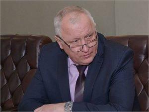 Коллектив Жуковского веломотозавода поздравил гендиректора Владимира Васекина с 60-летием