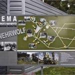 Украина встречает 75-летний юбилей Великой Победы созданием музея «Ставка Гитлера «Вервольф»