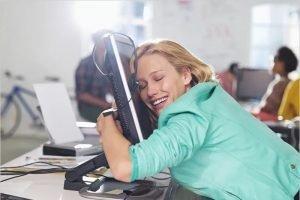 Женщины в России чаще получают удовольствие от работы, чем мужчины