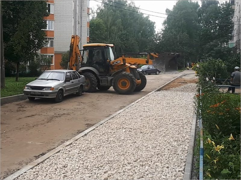 Брянские власти заявили о планах на благоустройство 146 дворов и 11 общественных территорий