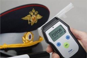 За год в Брянске гаишники поймали почти тысячу пьяных водителей