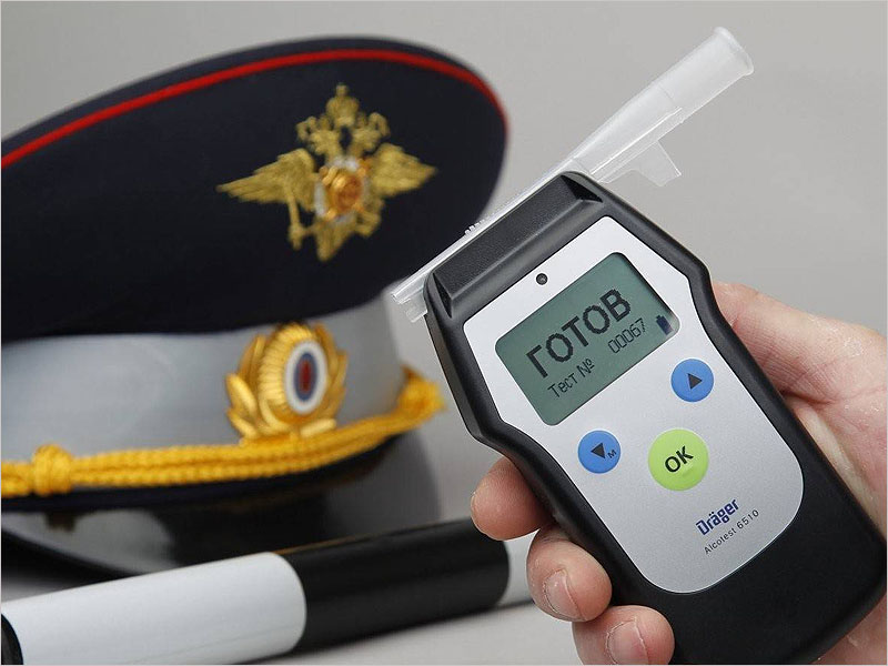 Центральный район Брянска лидирует в соревновании по пьяной езде