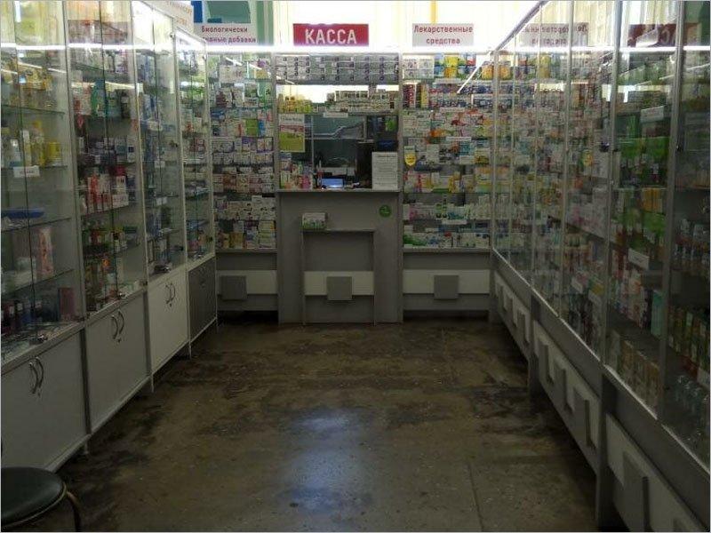 В рогнединских аптеках прокурорам не хватало парацетамола