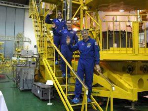Утверждены составы экипажей корабля «Союз МС-16»