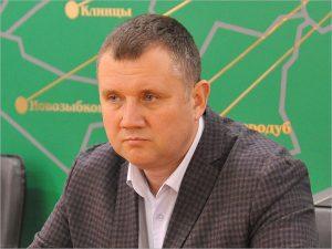 Андрей Бардуков представлен в качестве врио замгубернатора Брянской области