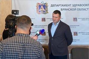 Брянские медработники получат «коронавирусные» надбавки в ближайшее время – Бардуков