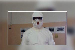 Начальник брянского здравоохранения поработал «тайным санитаром» в COVID-госпитале