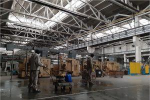 На Брянском автозаводе проведена дезинфекция производственных площадей