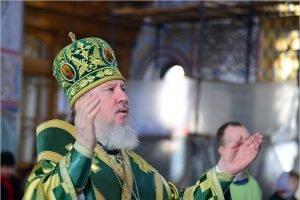 Митрополит Брянский в послании к Рождеству призвал «правильно воспользоваться испытанием коронавирусом»