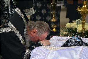 Исполнилось девять дней со дня смерти сестры митрополита Брянского и Севского