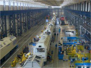 Возобновляет работу Брянский машиностроительный завод
