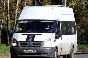 В Брянской области частично восстановили межмуниципальные перевозки. Для пригородных маршруток