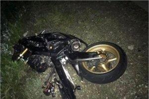 В Навле вынесен приговор мотоциклисту, убившему в ДТП себе подобного