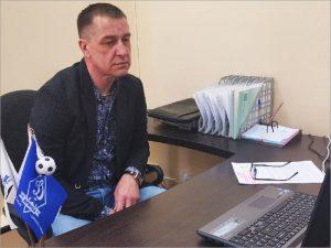 Исполнительный директор брянского «Динамо» увольняется