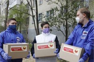 Медики, борющиеся с коронавирусом, получат продуктовые наборы от «Магнита»