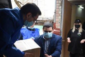 К работе брянского волонтёрского центра «ЕР» подключилась общественная организация «Казатель»