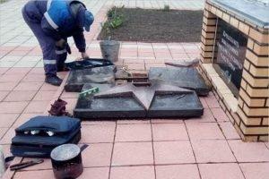 Брянские специалисты-газовики завершают традиционную весеннюю профилактику Вечных огней
